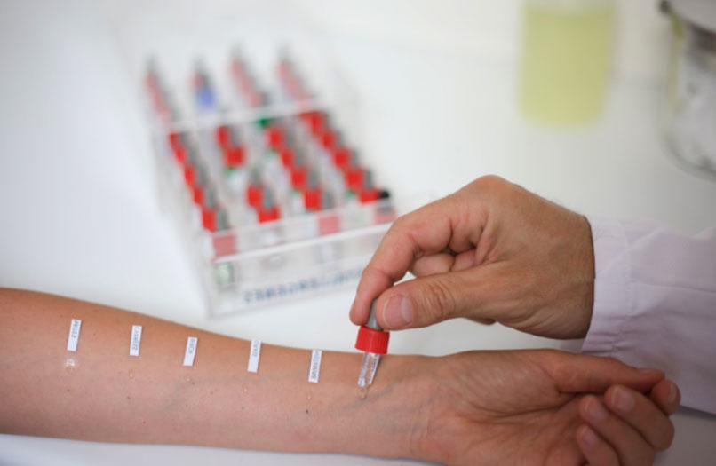 testy na alergie pokarmowe